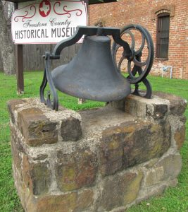 Bell from the A. S. Ruthven