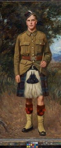 George Cunningham - thanks to Thia Begg