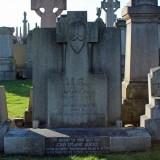 John Stewart Blackie monument  - Epsilon Glasgow Necropolis
