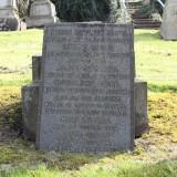 Robert Doods - Sextus - Monument