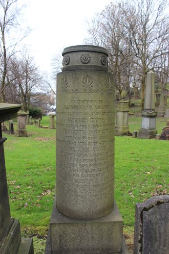 William and John Mitchell Duff Monument
