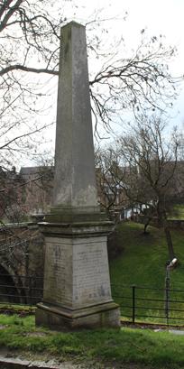Malcolm James Henderson Monument