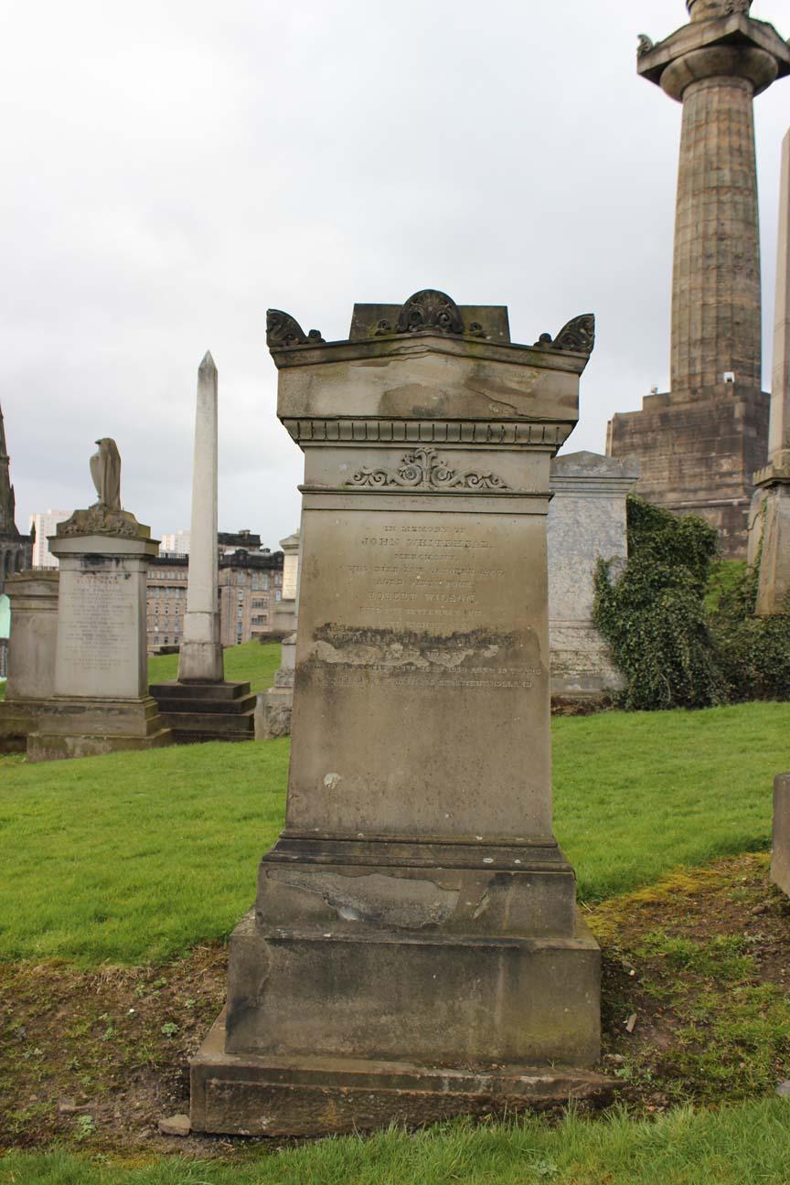 George Wilson Graham Monument