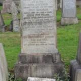 James Moncrieff  Grierson  Moument  -  Primus - Glasgow Necropolis
