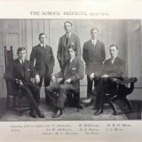 Kelvinside Academy School Prefects 1913-14