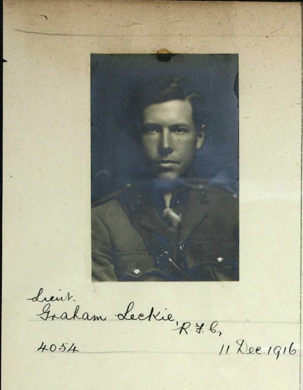 Graham Leckie