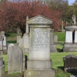 William Cameron  Monument - Quartus