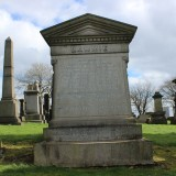 George Lammie McEwan Monument -Sigma