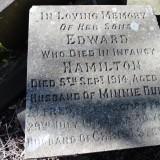 Alfred Reid Monument - Mnema