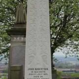 William Bruce Hope Robertson Memorial - Epsilon - Monument - Epsilon Glasgow Necropolis