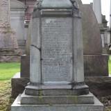 Robert Ramsay Tullis - Zeta Glasgow Necropolis