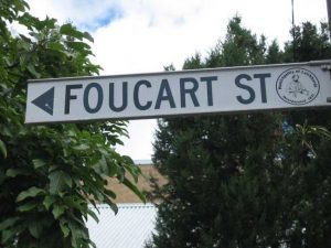Foucart Street, Sydney, Australia (photo by Rod Tacey)