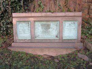 William Graham - Monument