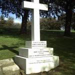 GL Watson Restored Grave