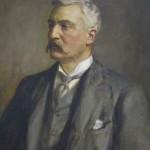 Potrait of GL Watson by Sir George-Lennox-Watson