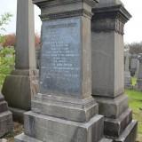Charles Coventry Anderson -Monument -  Epsilon Glasgow Necropolis