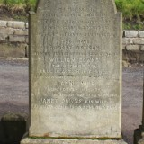 Robert Buchanan Monument - Omicron
