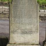 Robert Buchanan Monument - Omicron