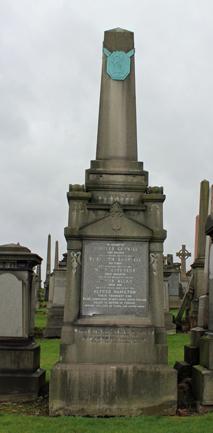Alfred Hamilton Connell - Monument