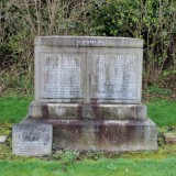 Andrew Guy Hutcheson Monument - Upsilon