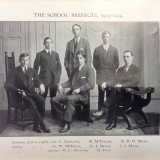 Kelvinside Academy School Prefects 1913-14