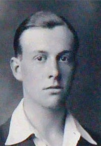 John E Watson 1914 Reproduced by permission of Charterhouse School