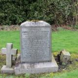 Graham Brymer MacDonald - Upsilon - Monument