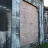 William Noel Malcolm - Kappa Glasgow Necropolis