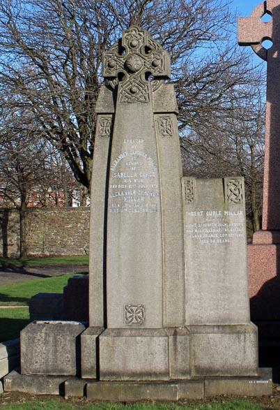 Robert Curle Millar - Epislon Glasgow Necropolis