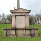 James Reid - Monument- Zeta Glasgow Necropolis