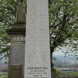 William Bruce Hope Robertson Memorial - Epsilon - Monument - Epsilon Glasgow Necropolis
