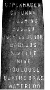 Cruikshank Memorial Inscription 2