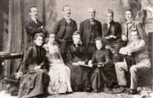 Grant Family Circa 1890