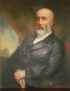 Rev Robert Cunningham 1799-1883a