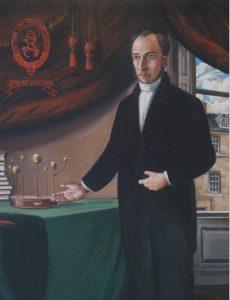 Reverend Robert Cunningham