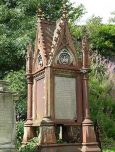Alexander Mackenzie Monument