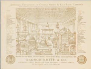 George Smith and Co Advert