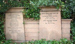 Crum Ewing Memorial