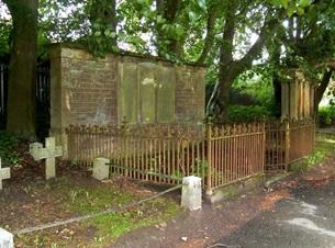 Crum Ewing Memorial - Dumbarton Cemetery