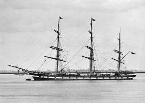 Sailing Ship Loch Ard