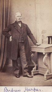 Andrew Harper c 1870