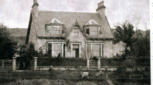 Rosebank Villa, Langbank, c.1880