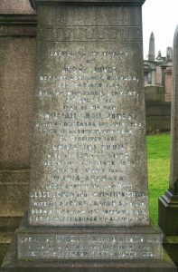 Robert Easton Aitken - Grave