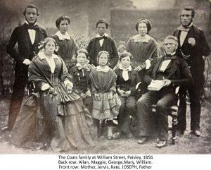 Coats Family 1856c