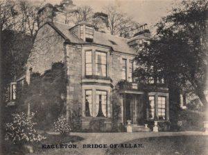 Eagleton, Bridge of Allan