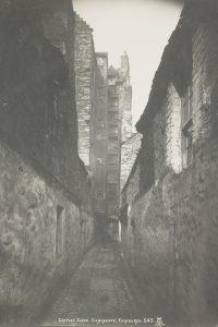 Gentles Close, Canongate, Edinburgh, by Alexander Adam Inglis https://www.nationalgalleries.org/art-and-artists/118324/gentles-close-canongate-edinburgh