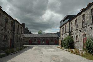 Islandbridge Barracks were renamed Clancy Barracks after independence